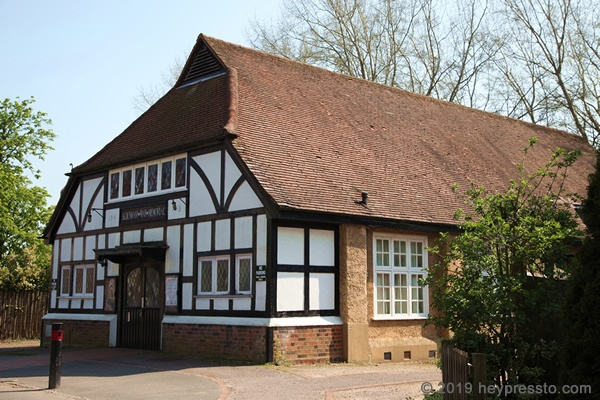 Aldenham Memorial Hall