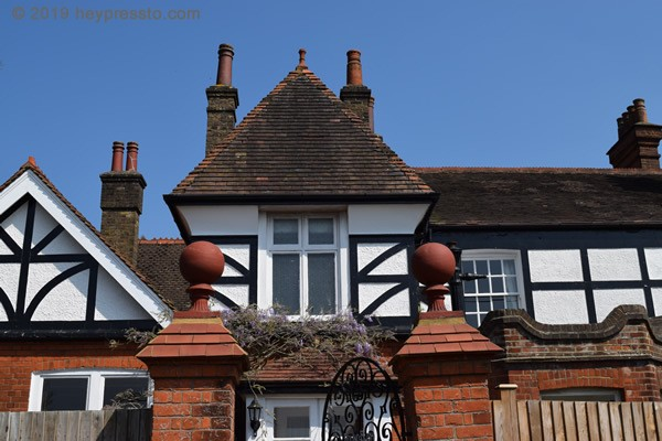Old house near Aldenham
