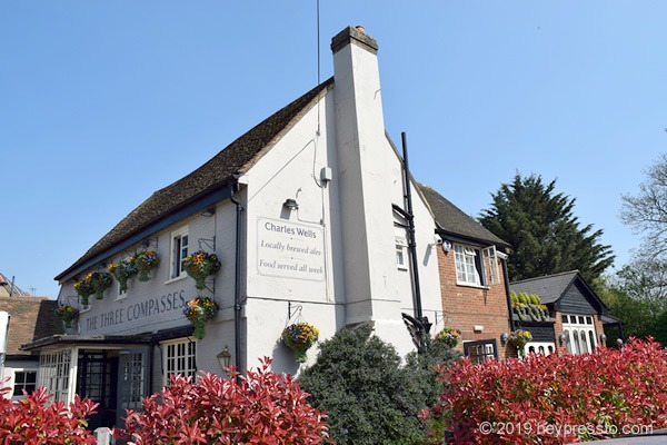 The Three Compasses Pub