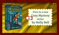 Video Trailer link for Amanda Cadabra and The Hidey-Hole Truth
