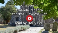 Chapter 1 video link for Amanda Cadabra and The Flawless Plan