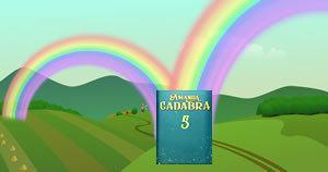 Amanda Cadabra Book 5 at the meeting of two rainbows